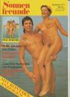 Sonnenfreunde FKK-Magazin Nr. 1, Januar 1977