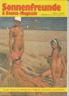 Sonnenfreunde FKK-Magazin Nr. 4, April 1980