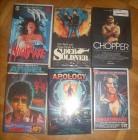 VHS Sammlung - 6 Filme - Terminator - Nightmare - und andere