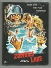 ZOMBIES LAKE, Blu-ray + Dvd Mediabook, X-rated