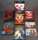 Kleine DVD Sammlung *CABIN FEVER Trilogie*Sinister 1+2*...