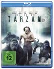 The Legend Of Tarzan ( Blu-ray 3D ) ( OVP )