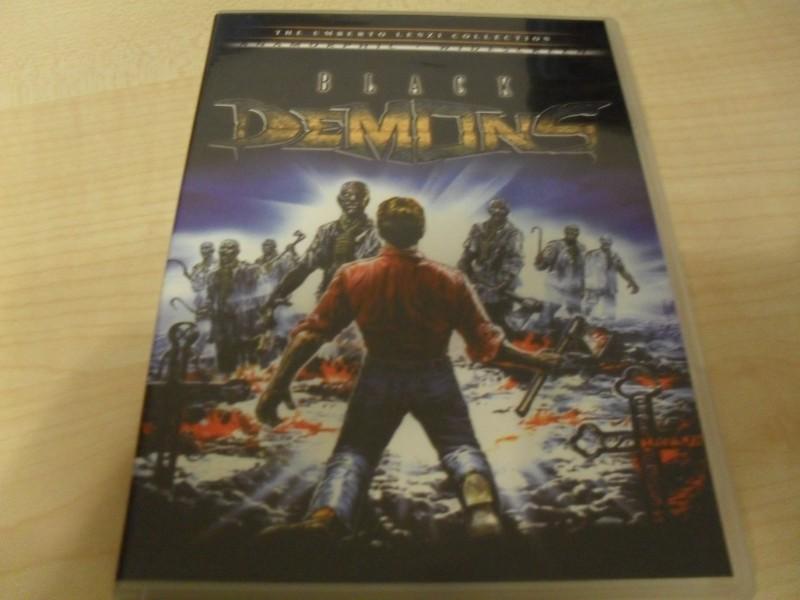 Demoni 3 - Black Demons - Umberto Lenzi Shriek Show DVD