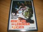 Rebellion der lebenden Leichen (Paul Naschy/ Ltd.)  NEU/OVP!