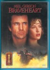 Braveheart DVD Mel Gibson, Sophie Marceau sehr guter Zustand