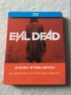 Evil Dead - Limitiertes Steelbook * Uncut * RAR  * Blu-ray