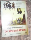 Der Weg nach Westen Blu-Ray Mediabook Cover B 250 Stück