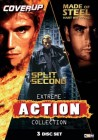 Made of Steel + Cover Up + Split Second - 3-Disc Box uncut