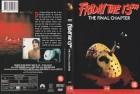 FREITAG, DER 13., TEIL 4 IV - NL-DVD, Deutscher Ton - Uncut