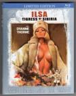 Ilsa Die Tigerin Blu-Ray Hartbox Cover B  neu uncut