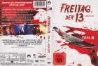 FREITAG, DER 13., TEIL 6 - JASON LEBT - Deutsche DVD, Uncut