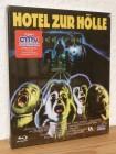 Hotel zur Hölle - Blu Ray CMV Mediabook Neu/OVP