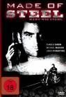 10 * DVD: Made of Steel - Hart wie Stahl FSK 18 !