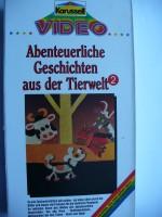 Abenteuerliche Geschichten aus der Tierwelt 2 ... Pappe !!