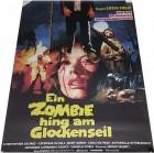 Ein ZOMBIE hing am Glockenseil - Poster 84x59,5 cm