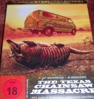 The Texas Chainsaw Massacre (1974) 2 Blu-ray Futurepak LE