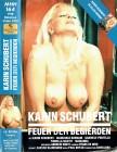 (VHS) Karin Schubert: Feuer der Begierden (Mike Hunter)