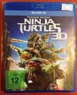 Teenage Mutant Ninja Turtles - 3D