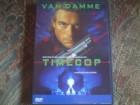Timecop  - Van Damme - uncut dvd