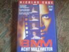 8 MM - Nicolas Cage - uncut dvd