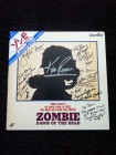 Dawn of the Dead Zombie Japan Laserdisc 7x signiert RAR