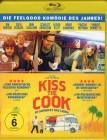 KISS THE COOK So schmeckt das Leben! - Blu-ray super Komödie