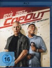 COP OUT Blu-ray - Bruce Willis Tracy Morgan von Kevin Smith