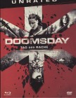 Blu Ray Mediabook Doomsday Unrated