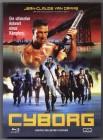 Cyborg Mediabook NUR DVD !!!