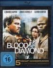 BLOOD DIAMOND Blu-ray - Leonardo DiCaprio Oscars Thriller