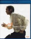 12 YEARS A SLAVE Blu-ray - Oscar Drama Steve Mc Queen