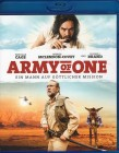 ARMY OF ONE Blu-ray - Nicolas Cage Russell Brand - Top Fun!