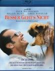 BESSER GEHT´S NICHT Blu-ray - Jack Nicholson Komödie