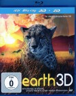 EARTH 3D Blu-ray - Nator Doku in stereoskopischem 3D!