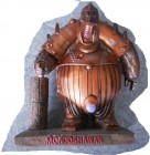 FÜNFTE ELEMENT Mondoshawan 2006 Hollywood Collectibles FIGUR