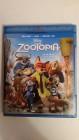 Blu-Ray ** Zootopia *Uncut*US*Codefree*PG*Disney*