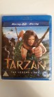 Blu-Ray ** Tarzan 3D - The Legend Lives *Uncut*UK*NEU*RAR*