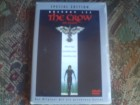 The Crow - Die Krähe - Brandon Lee - uncut dvd