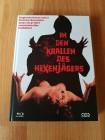In den Krallen des Hexenjägers - Mediabook Cover A