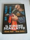 Rarität: IL Kimono Scarlatto (englisch, italienisch)