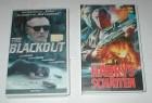 THE BLACKOUT + HARRY`S SCHATTEN - 2 VHS Kassetten