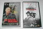 DIE KILLER BRIGARDE + HARLEM. N.Y.C. - 2 VHS Kassetten