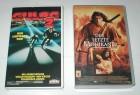GULAG 2 + DER LETZTE MOHIKANER - 2 VHS Kassetten