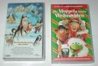 Balto + Die Muppets feiern Weihnachten - 2 VHS Kassetten