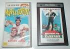 MARY & GORDY + DER PRINZ VON ZAMUNDA - 2 VHS Kassetten