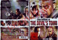 The Devils Tomb - Welcome to Hell / Steelbook NEU OVP  uncut