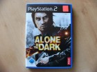 Alone In The Dark (Sony PlayStation 2, 2008, DVD-Box)