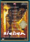 Sieben - Special Edition DVD Brad Pitt, Morgan Freeman NEUW.