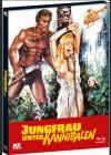 Jungfrau unter Kannibalen - Blu Ray Schuber - Uncut
