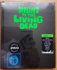 Mediabook - Blu Ray - Night of the living Dead